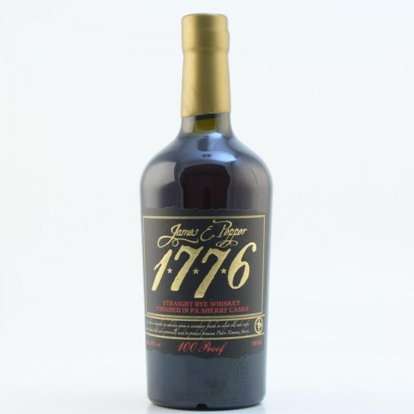 1776 Rye Whiskey Sherry Cask 50%
