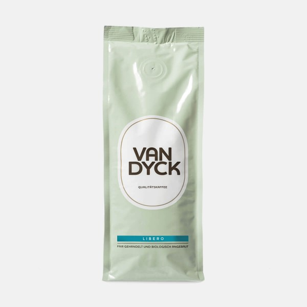 Van Dyck Kaffee Libero koffeinfrei 250g gemahlen