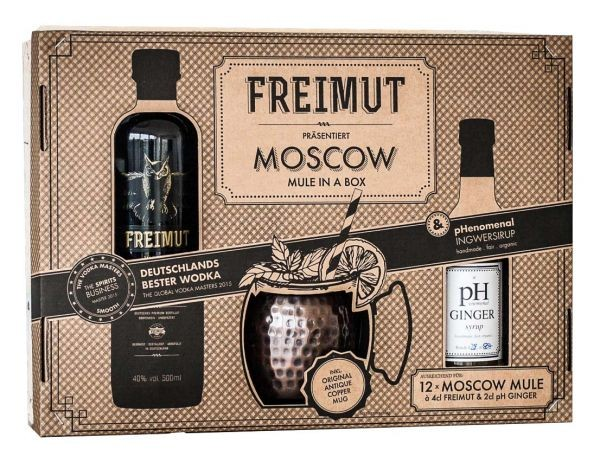 Freimut Moscow Mule Box
