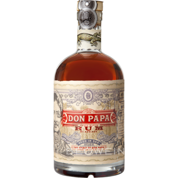 Don Papa Rum 0,7L 40% Vol.