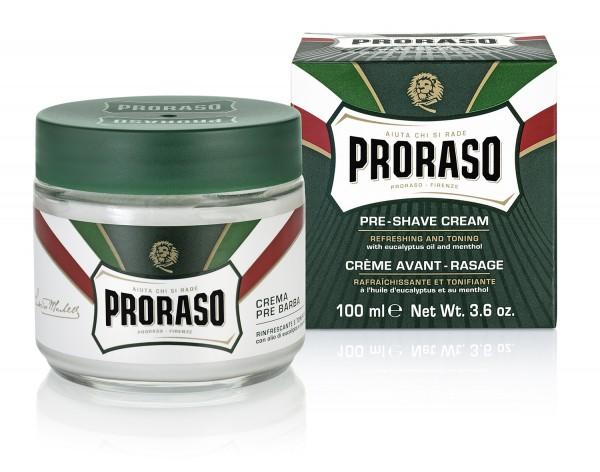 Proraso - Pre Shaving Cream - grün