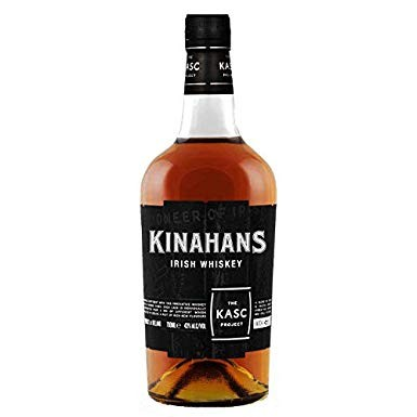 Kinahan's Kasc Project Irish Whiskey