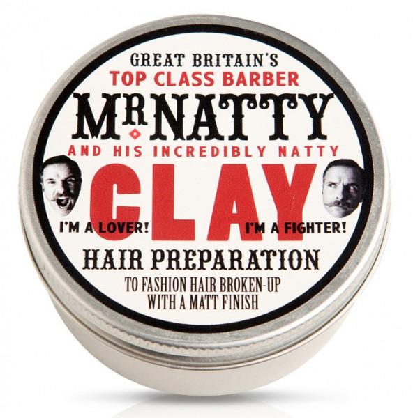 Mr Natty - Clay Hair Preparation