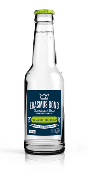 Erasmus Bond Botanical Tonic Water 4er Set