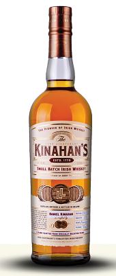 Kinahan s Small Batch Irish Whiskey 46%