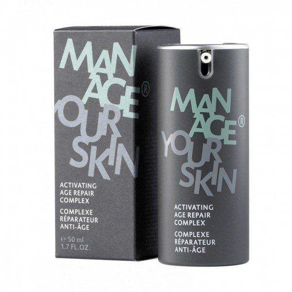 Dr. Spiller Man Age - Activating Age Repair Complex