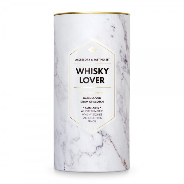 Men´s Society Whisky Lover Set